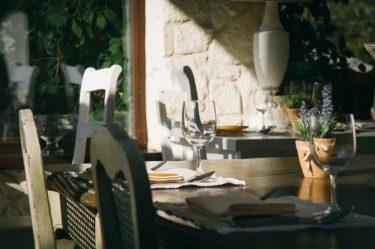 結婚記念日に思い出のレストランを再訪